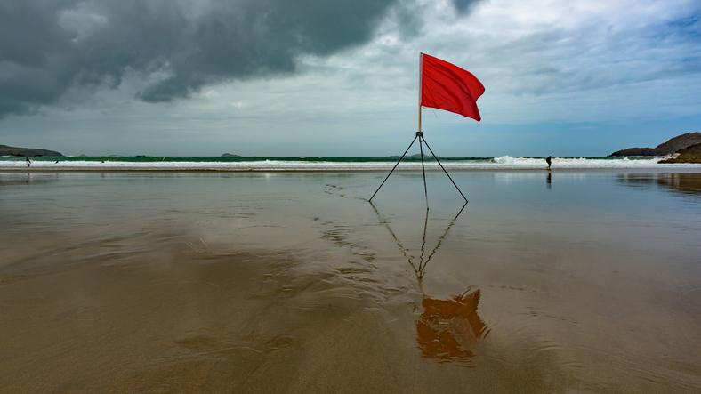 Identify a red flag and your system may not be ready for coaching
